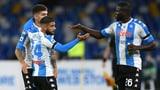 Napoli kantert nächsten YB-Gegner nieder und ehrt Maradona (Artikel enthält Video)