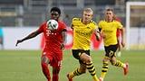 Bayern enteilt Dortmund im Meisterrennen (Artikel enthält Audio)