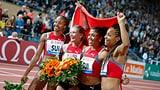 4x100-Meter Staffel: Langjährige Aufbauarbeit fruchtet (Artikel enthält Video)