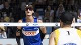 Neuer Partner für Beachvolleyballer Heidrich