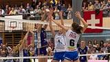 Beachvolley stiehlt dem Hallen-Volley die Show (Artikel enthält Audio)