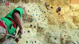 Üben in der Kletterhalle (Artikel enthält Video)