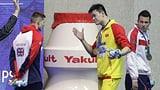 11. WM-Titel und 2. Eklat um Sun Yang – Schweizer im Vorlauf out (Artikel enthält Audio)