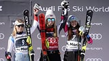 Shiffrin stiehlt Gut-Behrami in St. Moritz die Show (Artikel enthält Video)