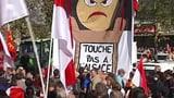 Elsass feiert «historischen Sieg» (Artikel enthält Audio)