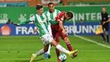 Fürth gegen die Bayern trotz Itten-Tor chancenlos (Artikel enthält Audio)
