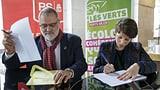 Der Genfer Ständerat bleibt voraussichtlich rot-grün (Artikel enthält Bildergalerie)
