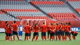 Video «Fussball Frauen-WM» abspielen