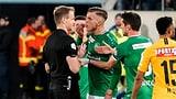 Schiedsrichter erst nach Fifa-Rüge konsequenter (Artikel enthält Video)