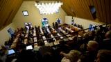 St. Galler Stadtparlament: Leichte Verschiebungen (Artikel enthält Bildergalerie)