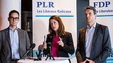 FDP verlangt keine Nachverhandlungen zum Rahmenabkommen (Artikel enthält Audio)