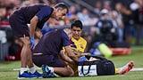 Barcelona einen Monat ohne Suarez (Artikel enthält Audio)