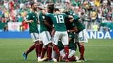 Germania perda cunter Mexico
