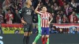 Blitzstart beschert Atletico gute Ausgangslage (Artikel enthält Video)