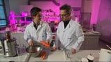 Video «Kochen im Chemielabor» abspielen