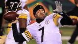 Roethlisberger unterschreibt für 18. Saison mit Steelers (Artikel enthält Video)