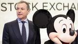 Bob Iger tritt als Disney-Chef zurück (Artikel enthält Video)