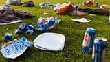 300 Franken für den weggeschmissenen Abfall (Artikel enthält Audio)