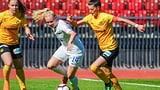 Höchste Frauen-Liga hat erstmals einen Hauptsponsor (Artikel enthält Video)