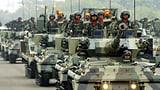 Schweiz führt doppelt soviel Kriegsmaterial aus (Artikel enthält Audio)