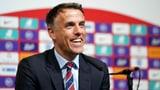 Phil Neville nicht länger Trainer von Englands Frauen-Nati (Artikel enthält Video)