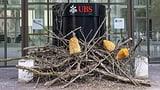 UBS wehrt sich gegen Klimasünder-Vorwurf (Artikel enthält Audio)