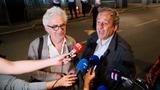 Michel Platini aus Polizeigewahrsam entlassen (Artikel enthält Video)