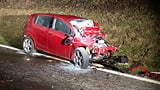 23-jährige Autofahrerin bei Unfall in Hendschiken gestorben (Artikel enthält Audio)