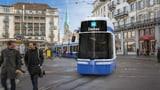 Das neue Flexity-Tram ist zu lang für einige Zürcher Haltestellen (Artikel enthält Audio)
