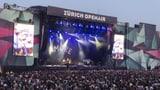 So viele Festivalgänger wie noch nie am Zürich Openair (Artikel enthält Audio)