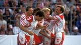 Rückblick 1992: Wenn der Europameister via Radio aufgeboten wird (Artikel enthält Video)