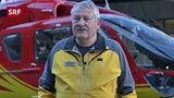 Der Rettungschef im «Jägerstübli» (Artikel enthält Video)