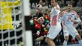 Deutschland und Frankreich in den Halbfinals (Artikel enthält Video)