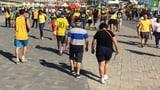 Ils Brasilians, in pievel gidaivel (Artitgel cuntegn audio)