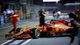 Wieder schnappt sich Leclerc die Pole