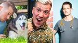 Diese drei Männer liefern dir die Comedy zu deinem ersten Kafi