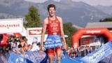 Triathlet Studer holt EM-Titel im Super-Sprint (Artikel enthält Video)