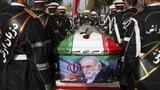 Teheran nimmt sich Zeit mit der Rache für Atomphysiker (Artikel enthält Audio)