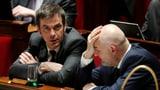 Über 41'000 Änderungsanträge zur Rentenreform in Frankreich (Artikel enthält Video)