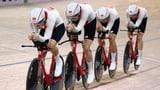 Olympia-Quali aber keine WM-Medaille für Bahnvierer (Artikel enthält Audio)