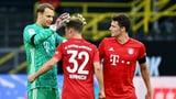 Bayern-Profis verzichten bis Ende Saison auf Gehalt (Artikel enthält Video)