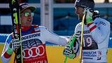 Feuz vs. Kriechmayr: «Das kriege ich in Kitzbühel wieder zurück!» (Artikel enthält Video)