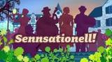 Video «Sennsationell: Bei Nachwuchstalent Joshua Broger» abspielen
