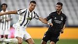 Juventus muss gegen Lyon die Segel streichen