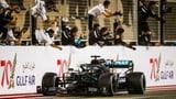 Hamilton fährt nach Schock abgebrüht zum Sieg (Artikel enthält Video)