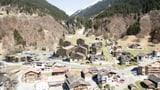 Hotelanlage «Ober Ganda» stösst erneut auf Zustimmung (Artikel enthält Audio)