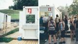 Openair St.Gallen: vor und nach dem Ansturm