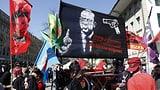 Kein strafrechtliches Nachspiel nach Demo in Zürich (Artikel enthält Video)