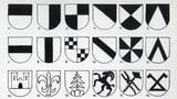 Las vopnas dals chantuns e la bandiera svizra. Part 1 (Artitgel cuntegn audio)