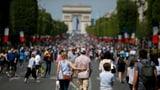 Vor dem Final: Kein Empfang auf den Champs-Elysées